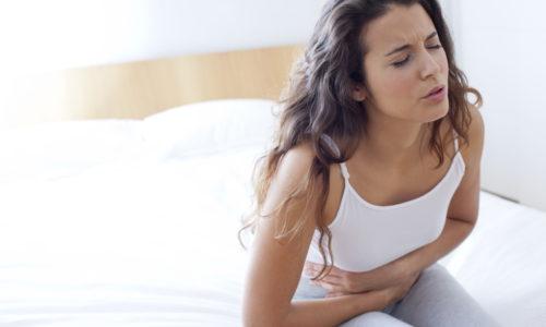 Хронический цистит сопровождается болезненными ощущениями