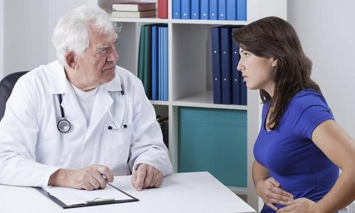 Лечением пациента будет заниматься гастроэнтеролог