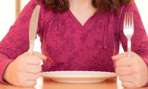 Пользу принесет голодание в первые 2 дня после приступа