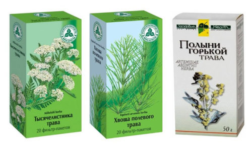 Перед тем как начинать лечение травами, внимательно прочтите противопоказания к их применению на аптечных упаковках