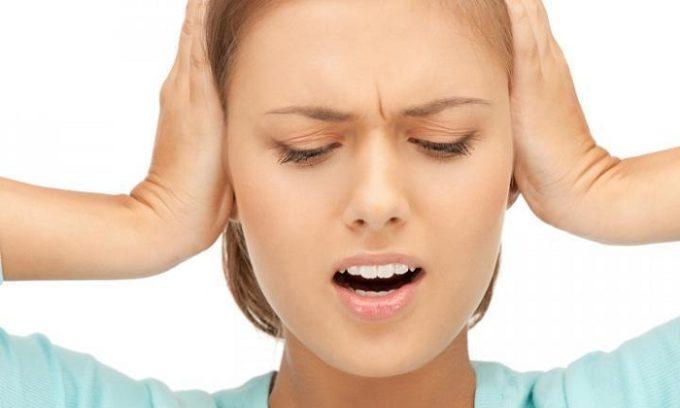 Болевые ощущения в ушах