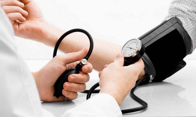 Существуют проблемы с артериальным давлением