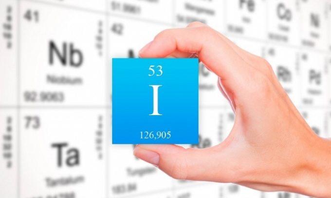 Дефицит йода в организме влияет на состояние щитовидной железы