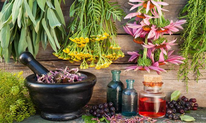 Кроме медикаментозных препаратов, вылечить шеечный цистит помогают растительные лекарственные средства