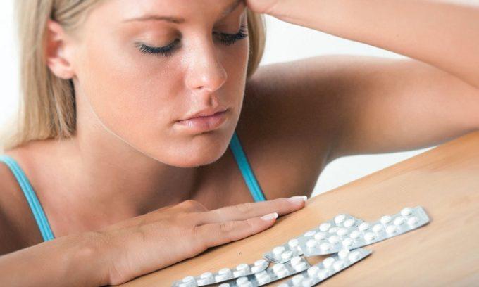 Лекарственные препараты назначают с учетом анализов крови на гормоны