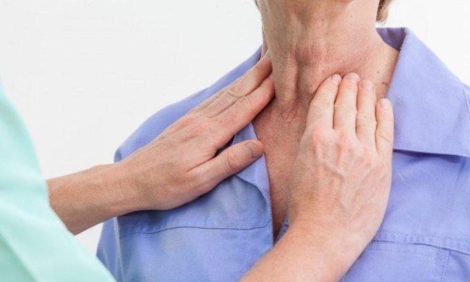 Очень часто патология является следствием врожденного заболевания щитовидной железы