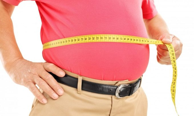 Также возникновение патологии может провоцировать лишний вес