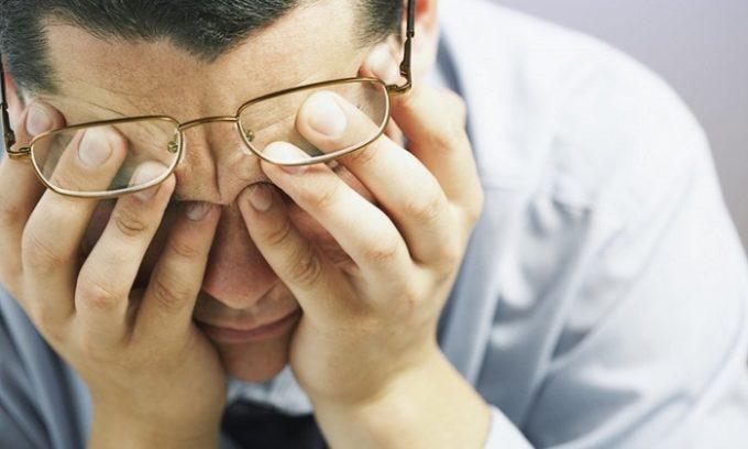 Появляются довольно-таки серьезные проблемы со зрением