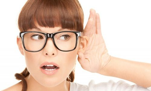 Если течение зоба тяжелое, пациент может потерять слух