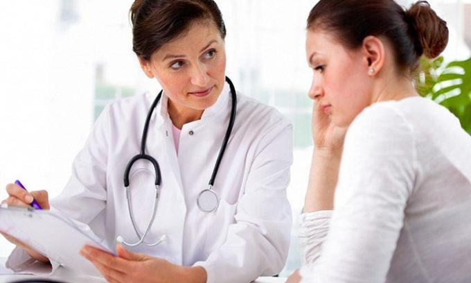 Аденому щитовидки диагностируют на основе анамнеза, а также клинических данных, полученных врачом – эндокринологом в процессе проведенного ним обследования