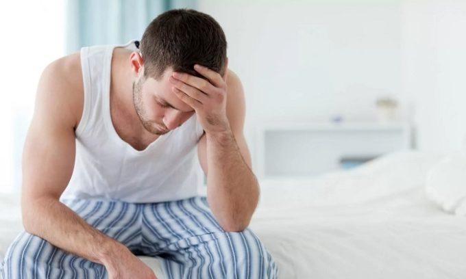 Простатит: при воспалении предстательной железы позывы к мочеиспусканию не только частые, но и внезапно настающие