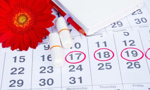 При гипотиреозе у женщин нарушается менструальный цикл