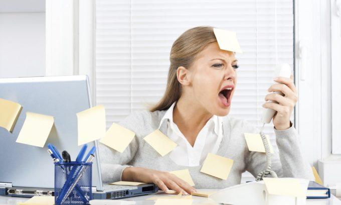 Постоянные стрессы могут стать причиной обострения холецистита