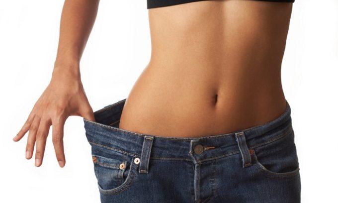 При развитии заболевания больной резко теряет вес без видимых причин