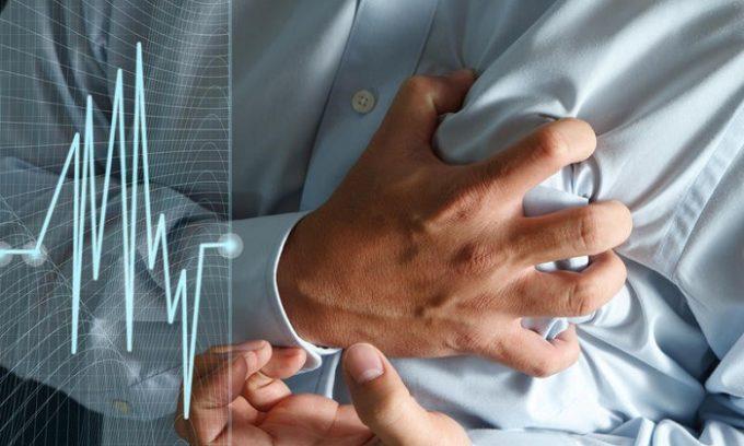 В некоторых случаях развивается сердечная аритмия