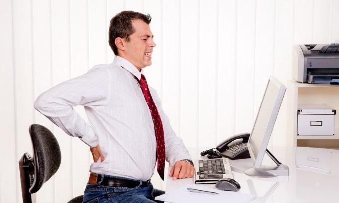 Причиной развития холецистита может послужить сидячий образ жизни