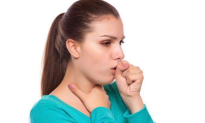 Больного начинает беспокоить кашель