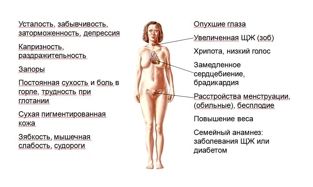 Боли В Суставах При Гипотиреозе