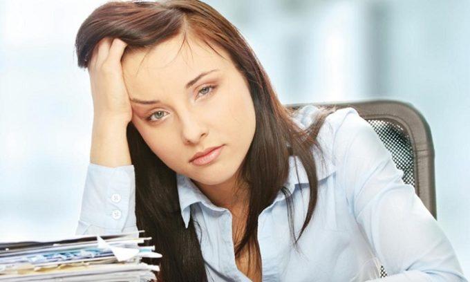 Пациент жалуется на быструю утомляемость