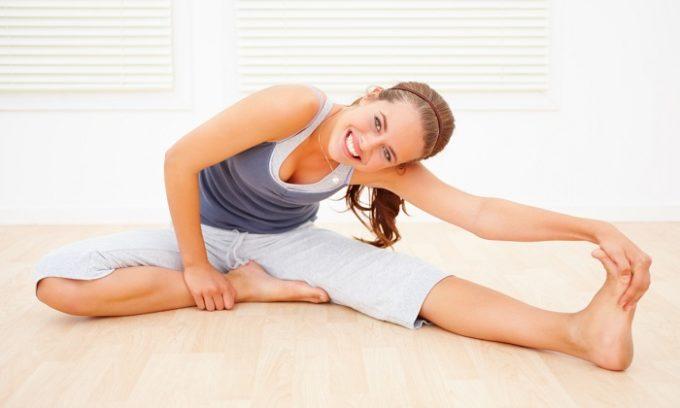 Специальные физические упражнения помогут облегчить состояние ног при варикозе
