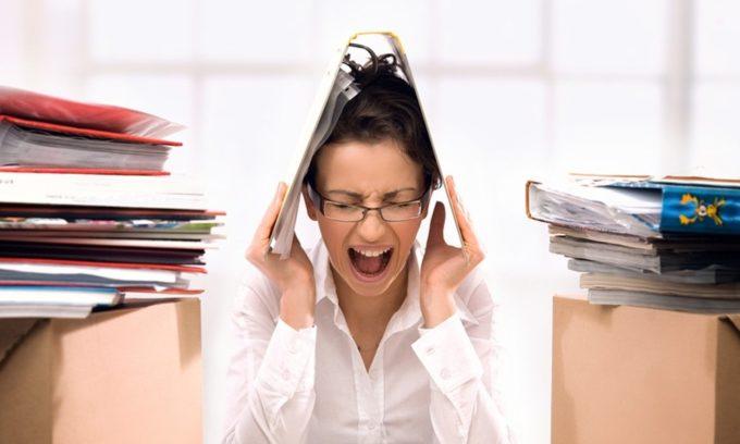 Регулярные стрессы увеличивают потенциальную возможность увеличения щитовидной железы