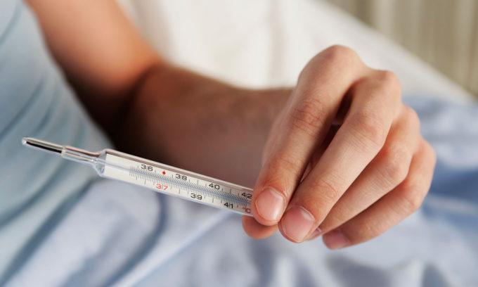 При посткоитальном цистите часто повышается температура