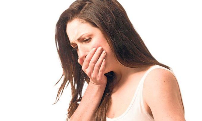 При развитии диффузно токсического зоба больного очень часто посещают приступы тошноты