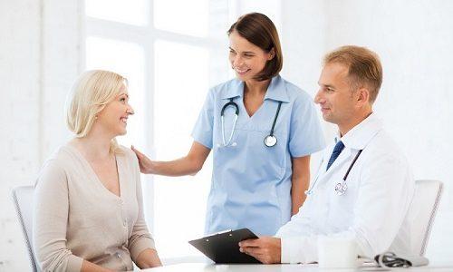 При выявлении вторичной и третичной формы гипотиреоза показано амбулаторное лечение