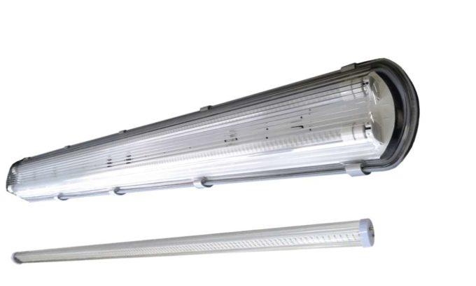 В качестве освещения в негатоскопах применяются современные люминесцентные лампы, которые отличает максимально высокая светоотдача